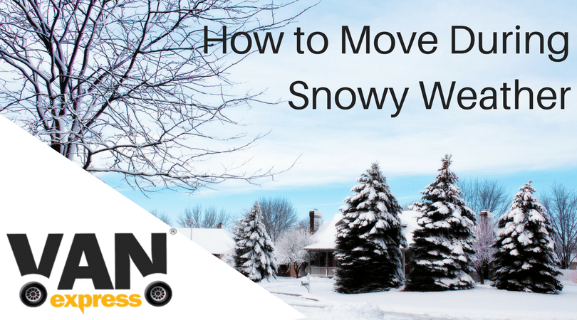 How to Move During Snowy Weather