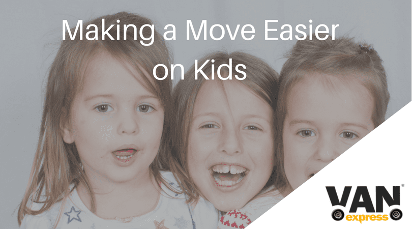 Making a Move Easier on Kids