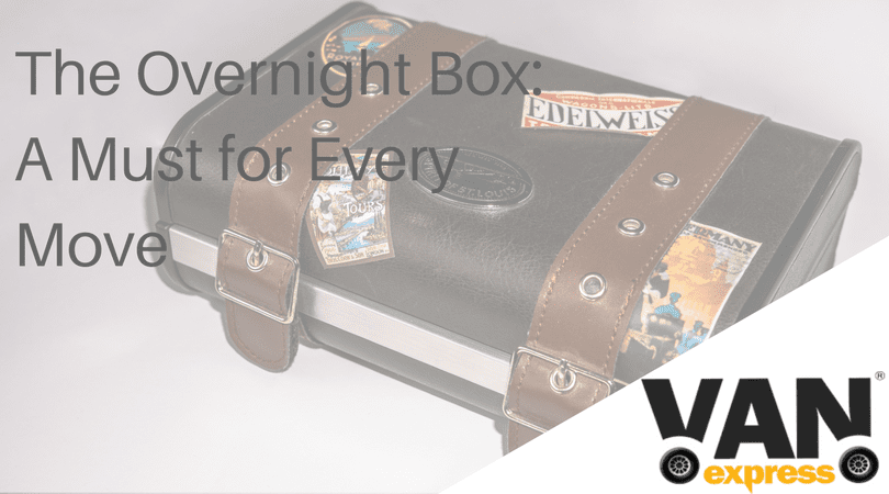 The Overnight Box: A Must for Every Move