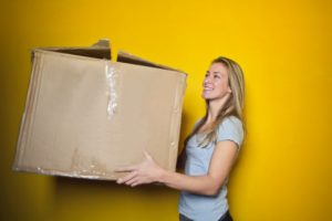 Cardboard moving boxes are not ideal for every type of the move!
