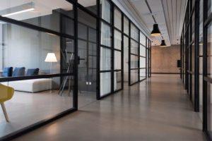 -an office