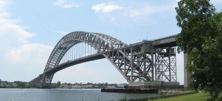 Bayonne movers: Bayonne Bridge
