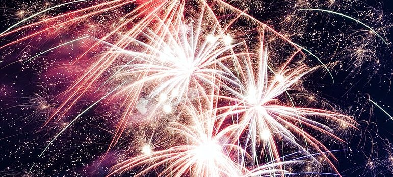 Enjoy fireworks at the 4th of July in NJ