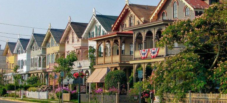 Beautiful houses in NJ.