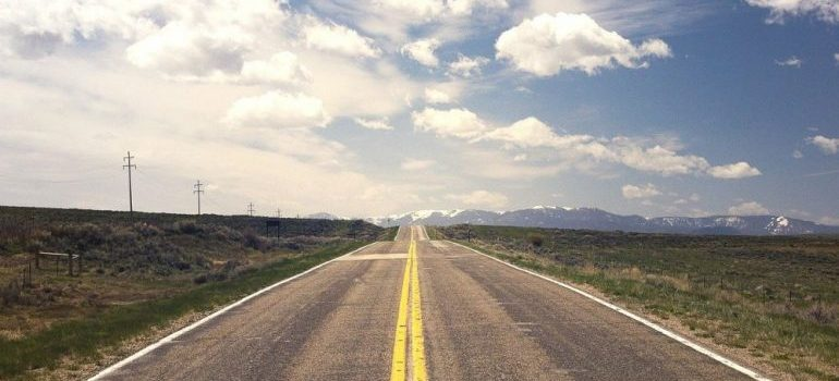 Tackle the open road with Delaware Township movers.