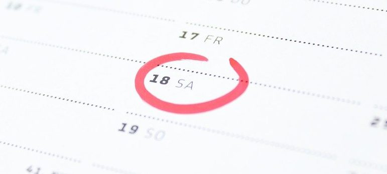 Figure out the best time to move business and pick a date