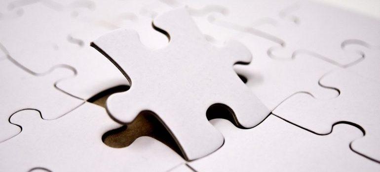 A puzzle.