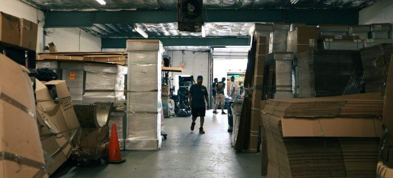 storage units NJ