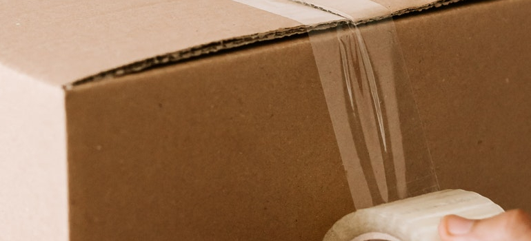 Cardboard box you should get before you Move from Hackettstown to Wayne with your family
